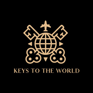Keys To The World Aviation Logo